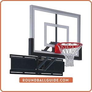 First Team WALLMONSTER ARENA Wall Mounted Basketball Hoop