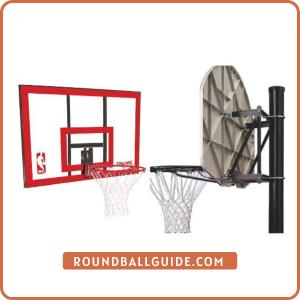 Spalding NBA Backboard/Rim Combo