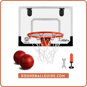 SUPER JOY Pro Indoor Mini Basketball Hoop
